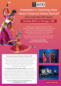 Classical Indian Chicago event 2015
