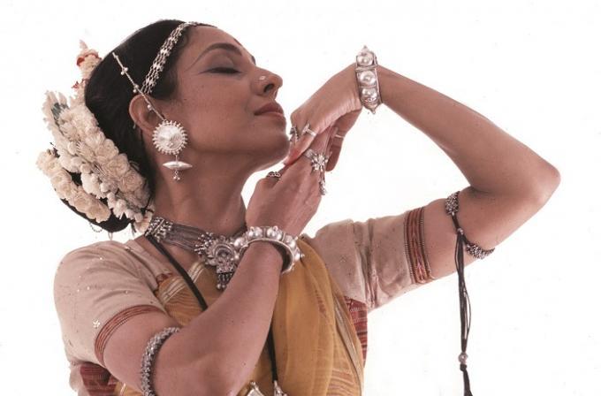 Sama Arts, Madhavi Mudgal, Bharatiya Vidya Bhavan, London, Odissi